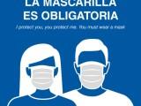 El Gobierno confirma que la mascarilla será obligatoria en espacios cerrados y la calle si no hay distancia de 2 m