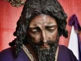 La imagen 'Jesús con la Santa Cruz' procesionará con la cofradía de la Sentencia Jueves y Viernes Santo de 2021.