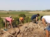 Hoy jueves dará comienzo la segunda campaña de excavaciones en el yacimiento de la Edad del Bronce, Gorgociles del Escabezado de Jumilla.