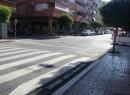 Las mejoras en los imbornales de la calle Juan Ramón Jiménez aumentarán la capacidad de absorción de aguas pluviales