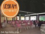 Restaurante Lebiram, caminamos juntos de la mano