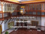 Se inicia el procedimiento para la concesión de subvenciones de cooperación internacional