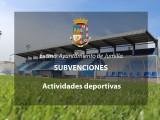 Aprobado iniciar procedimiento de concesión de subvenciones para actividades deportivas