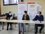 Aguas de Jumilla y Cruz Roja firman un convenio para el desarrollo de itinerarios de inserción personalizados para mayores de 45 años