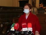 Juana Guardiola ha analizado la situación en Jumilla con la pandemia