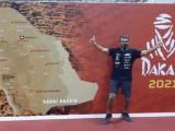 Antonio Tárraga ya se encuentra en Arabia Saudí para disputar el Dakar