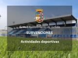 Ratificadas las 18 subvenciones al deporte en Jumilla