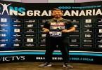 Alexis Gonzalo representará al equipo Como Chotas en la Transgrancanaria Classic