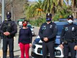 La flota de vehículos de la Policía Local aumenta con la incorporación de dos nuevos coches patrulla