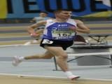 Mario Monreal, décimo clasificado en los 3.000 metros lisos del Campeonato de España Sub-20 de Pista Cubierta