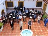 13 empleados públicos toman posesión como funcionarios de carrera y 15 son nombrados personal laboral fijo del Ayuntamiento de Jumilla