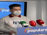 Aitor Jiménez carga contra la gestión deportiva en Jumilla
