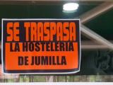 """Oscar Martinez portavoz de los hostelerios de Jumilla """"la gente se ha portado muy bien con nosotros"""""""