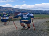 Como Chotas Trail e Hinneni  participaron en la Ultra Sierra Nevada