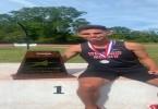 Martín Ortíz, campeón por equipos en el Campeonato de la Conferencia Atlética de los Estados del Sur