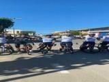 Cuatro jumillanos entre los 20 primeros en la séptima etapa ciclista de la Interclub de Cartagena