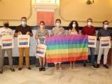 El Ayuntamiento conmemora el Día del Orgullo LGTBI+ con una declaración institucional y la colocación de la bandera arcoíris