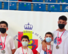 El Club Taekwondo Jumilla se desplazó hasta Valdepeñas para participar en la fase final  del campeonato regional en edad escolar.