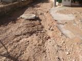 Las lluvias del pasado sábado dañaron más de un centenar de kilómetros de caminos rurales del término municipal