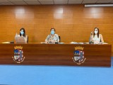 El pleno ordinario de junio aprueba tres mociones, una de ellas enmendada