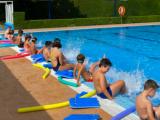 Cursos de natación 2021