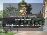 Hoy se abre el plazo para solicitar subvenciones a proyectos culturales