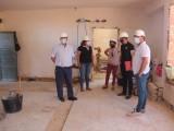 Las obras de rehabilitación del local social de La Raja finalizarán en septiembre