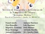El Museo de Etnografía y Ciencias acoge la exposición colectiva 'Ceci n'est pas une… mariposa'