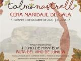 Llega 'TOLMONASTRELL' un evento organizado por la Ruta del Vino de Jumilla