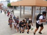 Cerca de 2.600 alumnos han iniciado esta semana el curso 2021/22 en Educación Infantil y Primaria