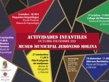 La agenda cultural de otoño ofrece cinco actividades infantiles en los museos