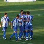 jumilla celebrando gol