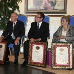 los tres premiados