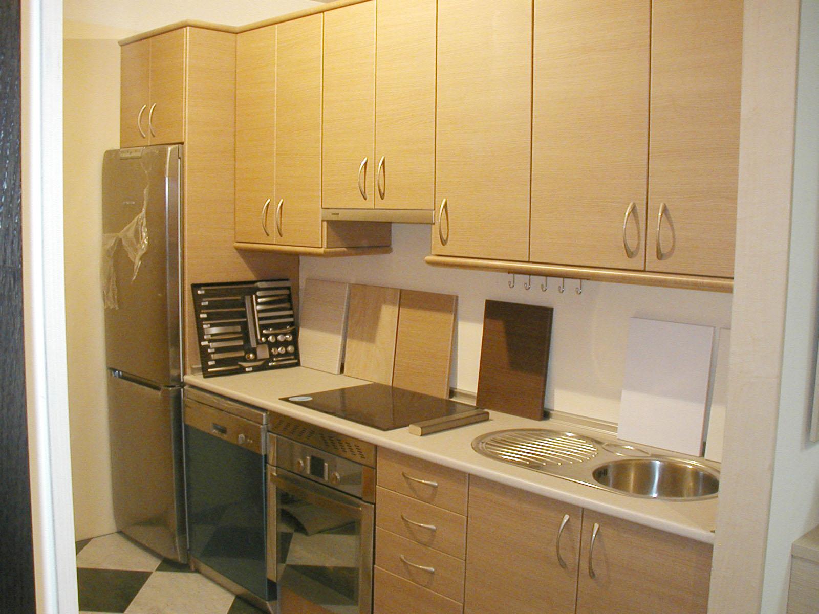 Todomadera cocinas de su exposici n en murcia todas han - Ver cocinas montadas ...