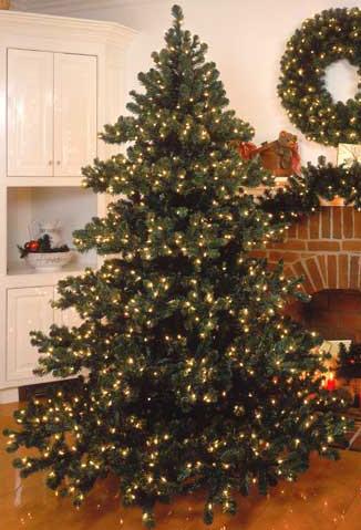La magia de la navidad tambi n llega a los barrios de jumilla el eco de jumilla - Comprar arboles de navidad decorados ...