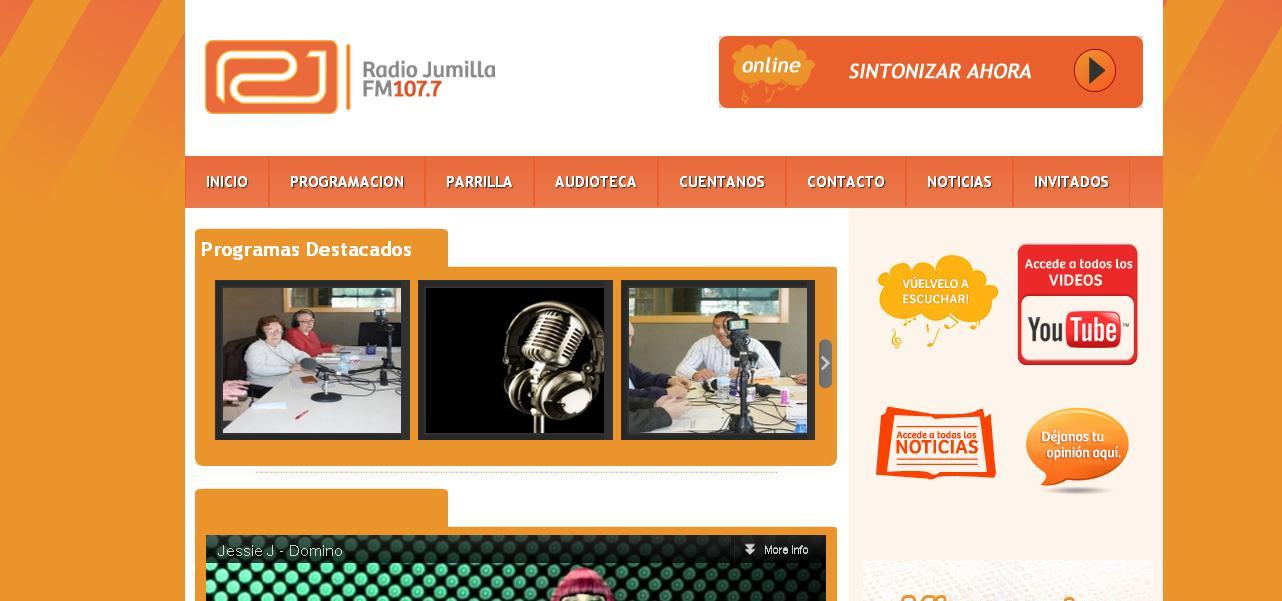 Eco radio jumilla online dating 2