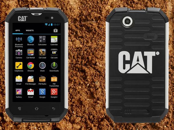 Cat B Tough Smartphone Review