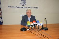 Enrique Jiménez, Alcalde