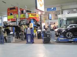 Feria automoción-industria auxiliar