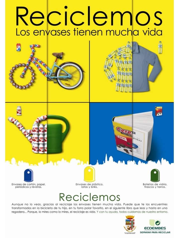 Ecoembes cuida del medio ambiente a través del reciclaje y el