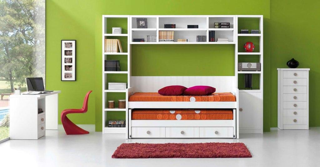 Guarpi muebles te acerca a las nuevas tendencias en for Precios de dormitorios juveniles