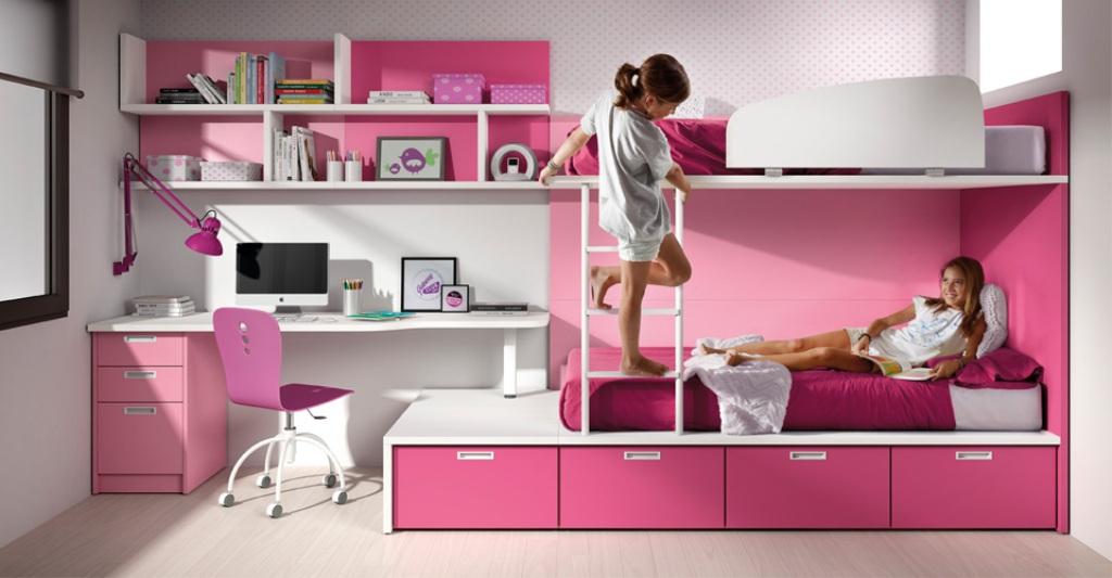 Guarpi muebles te acerca a las nuevas tendencias en dormitorios juveniles e infantiles el eco - Habitaciones juveniles literas ...