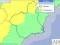La AEMET activa la alerta amarilla en el Altiplano