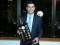 El jumillano Isidro Terol Crespo recibe el premio al Mejor Árbitro Debutante del Año