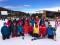 Los alumnos de 2º ESO del IES Infanta Elena aprenden a esquiar en la Estación La Masella