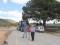 El alcalde visita las obras de construcción de la rotonda que facilitará el acceso a la Hoya Torres