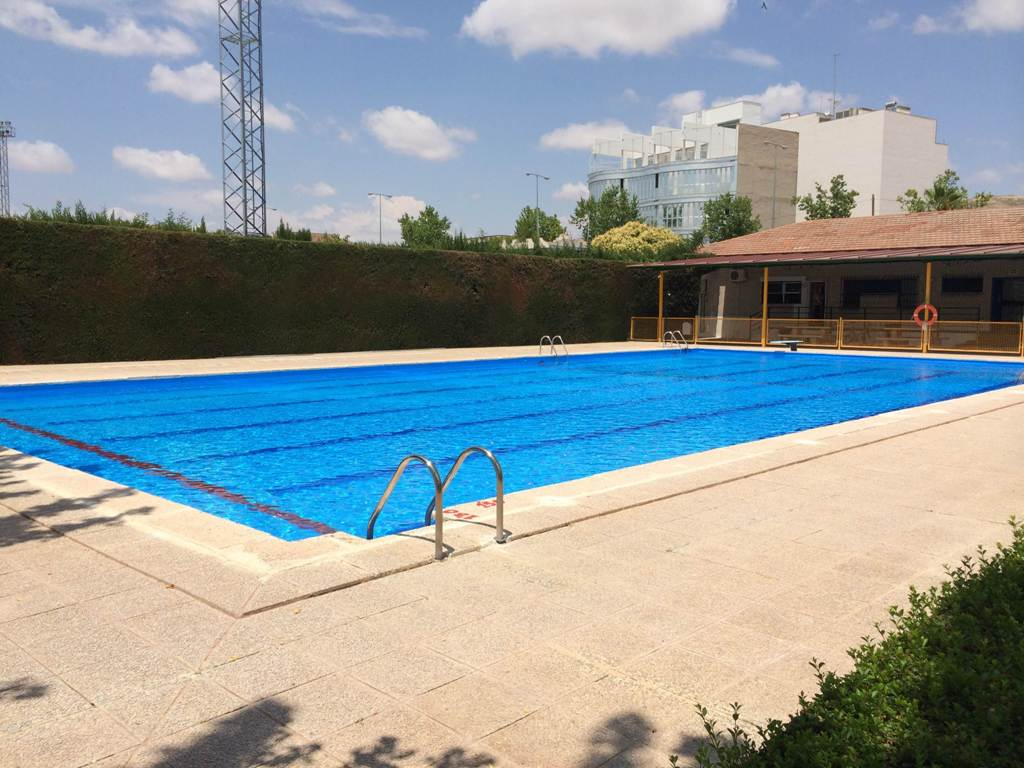 La pr xima semana se pone en marcha la piscina municipal for Piscina municipal