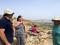 La concejal de Cultura visita las excavaciones que se están realizando en Coimbra del Barranco Ancho