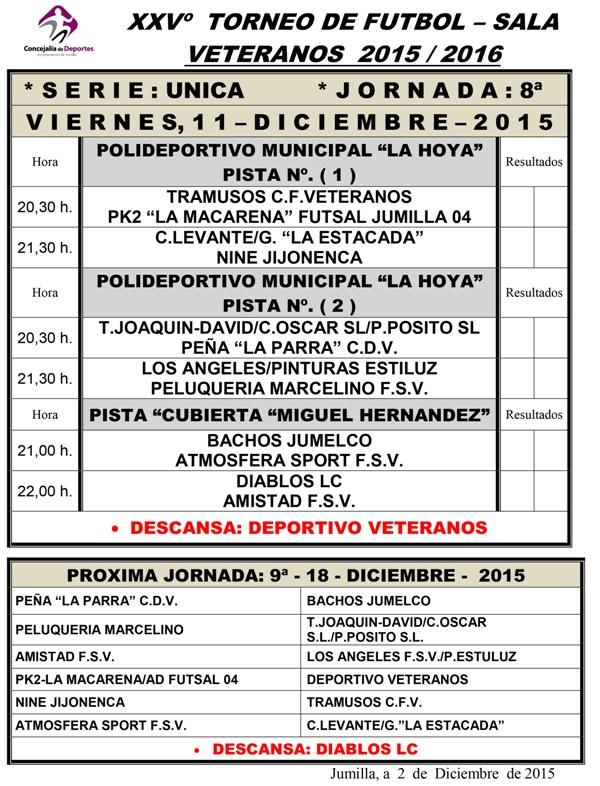 futbol proxima jornada:
