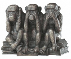monos triunfadores